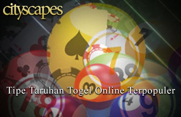 Togel Online - Tipe Taruhan Togel Online Terpopuler - Cityscapesdigital